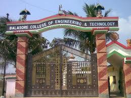 Balasore College of Engineering & Technology Campus