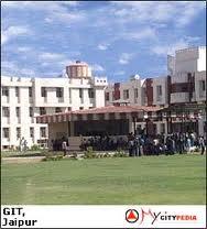 Baldev Ram Mirdha Institute of Technology (BMIT) Building