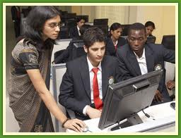 Bangalore City College Computer Room