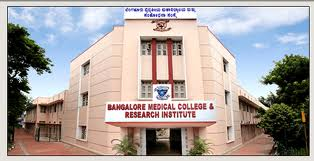 Bangalore Medical College & Research Institute Building
