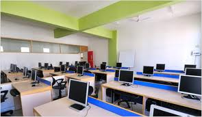 Bangalore School of Business (BSB) Computer Room