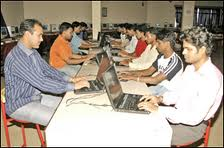 Bapuji Institute of Engineering and Technology (BIET) Computer Room