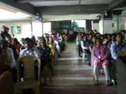 Baroda Institute of Management Studies - BIMS Hall