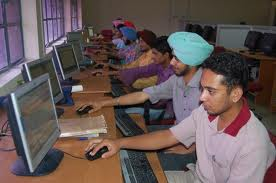 Beant College of Engineering & Technology, Gurdaspur Computer Room