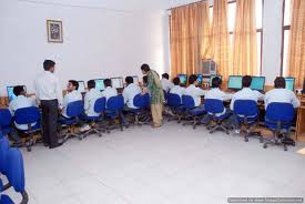 Bhagwan Parshuram Institute of Technology Computer Room