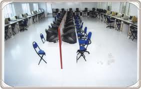 Bharathidasan Engineering College (BEC) Computer Room