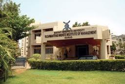 Bharati Vidyapeeth Yashwantrao Mohite Institute of Management Building