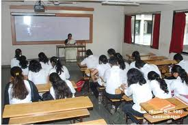 Bharati Vidyapeeth's College of Pharmacy Class Room