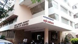 Bharti Vidhyapeeth University - College of Ayurved Building