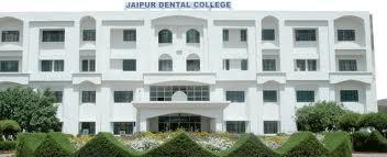 Jaipur Dental college (JDC) Building