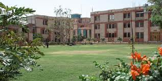Jaipur National University Building