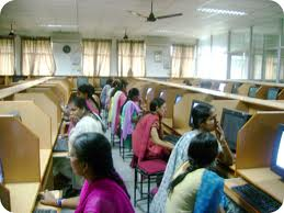 Bhoj Reddy Engineering College Computer Room