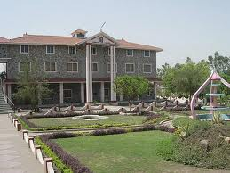 Bhopal School of Social Sciences Building