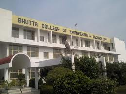 Bhutta College of Engineering & Technology (BCET) Building