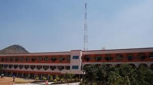 Jayaram College of Engineering and Technology Building