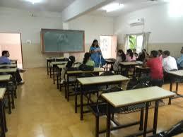Jayawant Institute of Management Studies - JIMS Classrooms