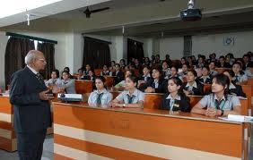 Jayoti Vidyapeeth Women's University Classrooms
