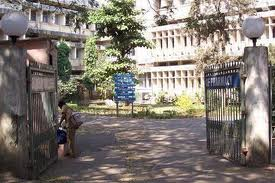 Bombay College of P Building