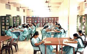 Jesus Training College, Mala Library