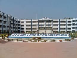 JIS College of Engineering Building