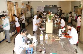 Brindavan College Laboratory