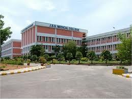 JSS Medical College Building