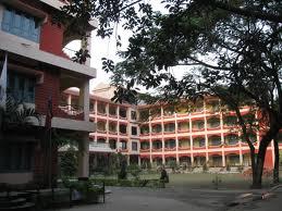K C Das Commerce College Campus