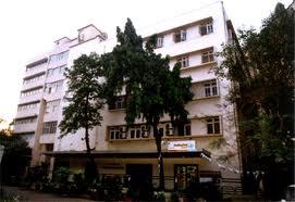 K P B Hinduja College of Commerce Building