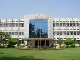 K. L. E. Society Institute of Dental Sciences Building