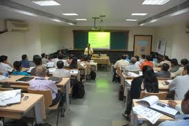 K.J. Somaiya Institute of Management Studies and Research (SIMSR) Classrooms