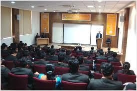 K.R. Sapkal College of Management Studies Hall