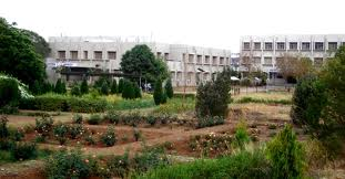 Bundelkhand Institute of Engineering and Technology Building