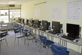 C S T S Government Degree College Computer Room