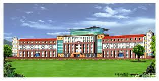 Kalaignar Karunanidhi Institute of Technology Building
