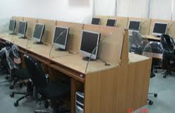 C. V. Raman College of Engineering Computer Room