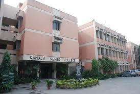 Kamala Nehru College Campus