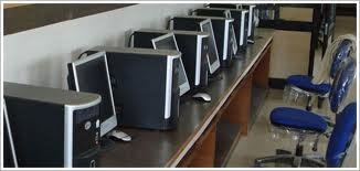 C.R College of Education Computer Room