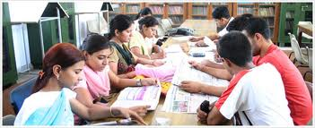 C.R College of Education Library