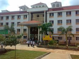 Kanyakumari Government Medical College Building