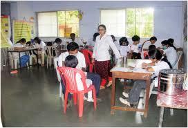 Karmaveer Bhausaheb Hiray Dental College & Hospital Classrooms