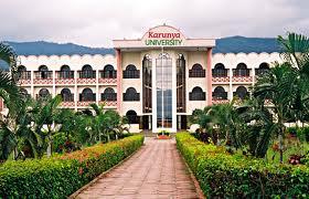 Karunya School of Engineering Building
