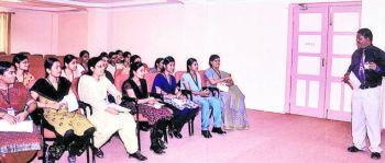 Velammal College of Engineering & Technology Classroom