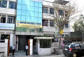 Capital Business School Building