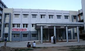 Kilpauk Medical College Building