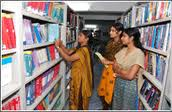 Chaintanya Degree College Library