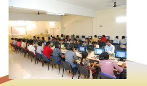 Chaitanya Engineering College (CEC) Computer Room