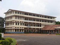 Vasavi Vidyanikethan College for Women Building