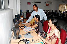 Chalapathi Institute of Technology Computer Room