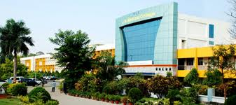 KLE University Building