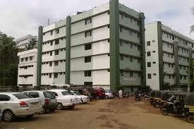KMCT Dental College Building